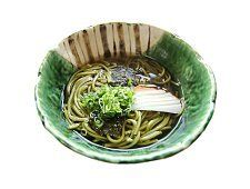 Green Tea Soba (Matcha Soba)